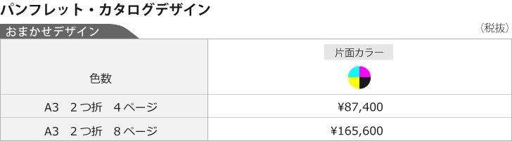 パンフレット・カタログデザイン